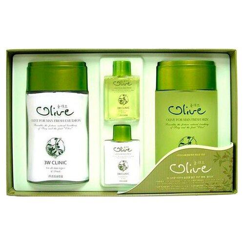 Набор 3W Clinic Olive for man fresh [vk] si15 3w 47r 10