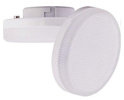 Светодиодная лампа Ecola Light GX53 LED 6W (Вт) 2800K 27x75 220V матовое стекло T5QW60ELC