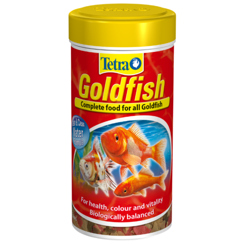 Сухой корм для рыб Tetra Goldfish 250 мл сухой корм для рыб tetra goldfish 10000 мл