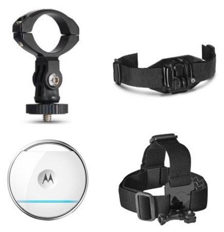 Крепление на шлем Motorola VERVECAM+ Action Pack