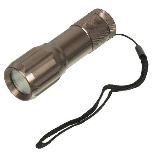 Ручной фонарь Яркий Луч L-090 COB золотистый ручной фонарь l a g s011 золотой