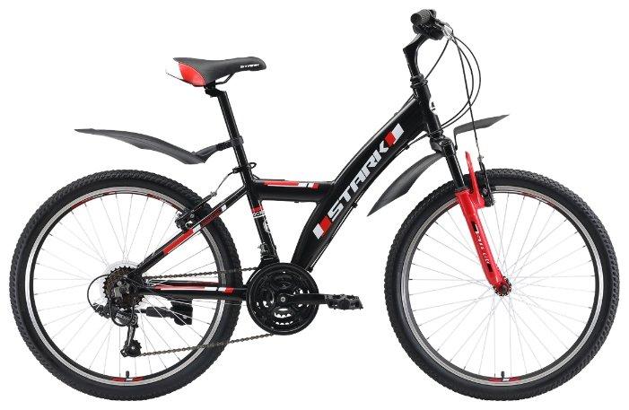 Подростковый горный (MTB) велосипед STARK Rocket Y 24.1 V (2019)