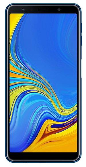 Смартфон Samsung Galaxy A7 (2018) 4/128GB