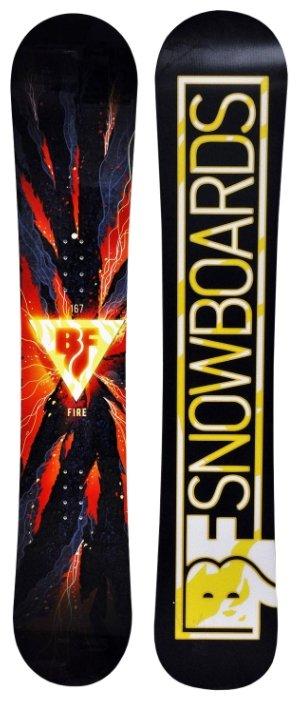 Сноуборд BF snowboards Fire (18-19)