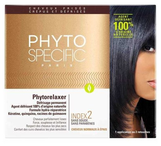 PHYTO Phytorelaxer Index 2 Набор средств для ухода за волосами и кожей головы