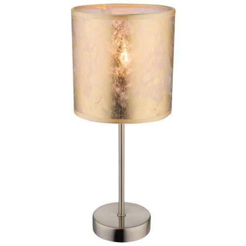 Настольная лампа Globo Lighting AMY 15187T, 40 Вт настольная лампа globo lighting bali 25837t 40 вт