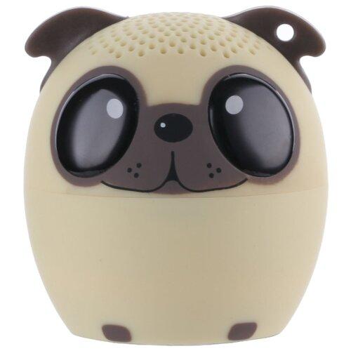 Купить Портативная акустика ZDK 3W400 KIDS Dog коричневая собака