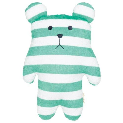 Купить Игрушка-подушка Craftholic Медведь Mint Border Sloth 46 см, Мягкие игрушки
