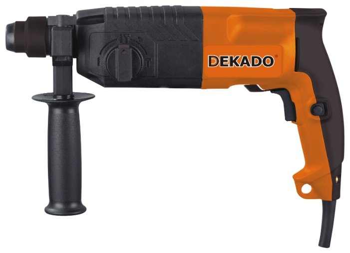 Перфоратор сетевой DEKADO П 620 (2.8 Дж)