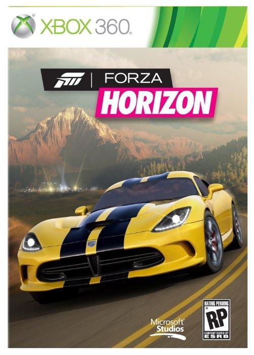 Игра Forza Horizon (XBOX 360, русская версия)