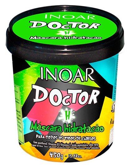 Inoar Professional DOCTOR маска Увлажнение для волос