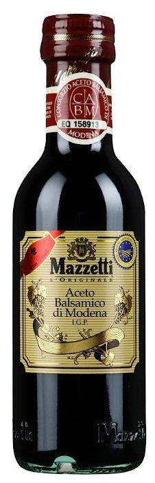 Уксус Mazzetti l'Originale бальзамический из Модены 1 листочек 250 мл