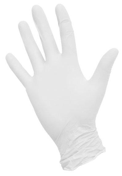 Чистовье Перчатки нитриловые NitriMax 100 шт/уп S черные