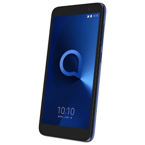 Смартфон Alcatel 1 (5033D) синий металлик смартфон