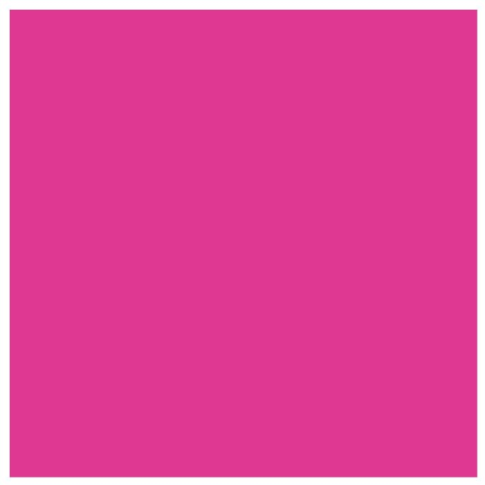 Бумага цветная в листах, Бумага цветная Folia, 300 г/м2, лист А4, сиреневый тёмный, Folia