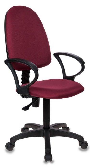 Кресло офисное Бюрократ CH-1300/GREY (серый) - Стул офисный, компьютерный