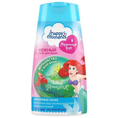 Купить Happy Moments Маленькая фея Гель для душа Фруктовая сказка 240 мл, Средства для купания