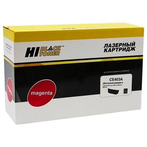 Фото - Картридж Hi-Black HB-CE403A, совместимый картридж hi black pgi 425 pgbk совместимый
