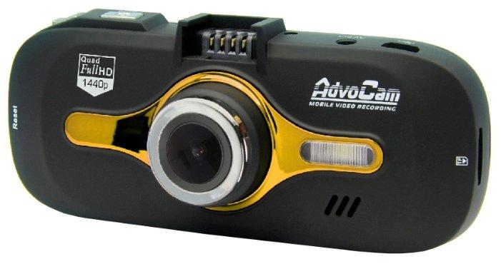 Видеорегистратор AdvoCam FD8 Gold-II GPS+ГЛОНАСС, GPS, ГЛОНАСС — купить по выгодной цене на Яндекс.Маркете
