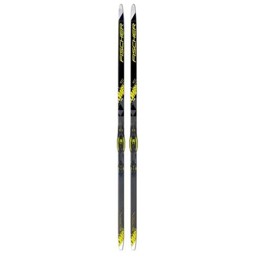 Беговые лыжи Fischer LS Combi IFP желтый/черный 202 см