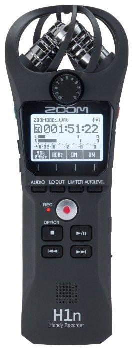 Портативный рекордер Zoom H1n
