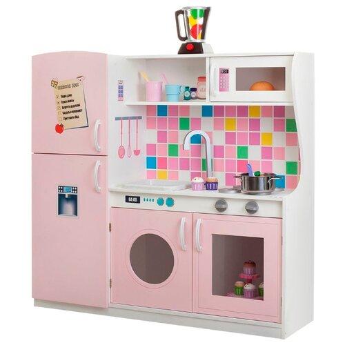 Купить Кухня PAREMO PK218/PK218-01/PK218-02/PK218-03/PK218-04/PK218-05/PK218-06/PK218-07 нежно-розовый, Детские кухни и бытовая техника