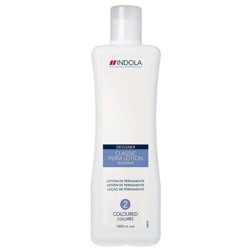 Indola Designer Лосьон для химической завивки для тонких, окрашенных волос - 2Для химической завивки<br>