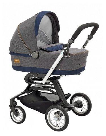 Коляска для новорожденных Inglesina Sofia (шасси Quad Bike) marina