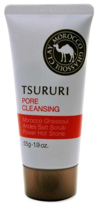 BCL крем для лица Tsururi pore cleansing очищающий