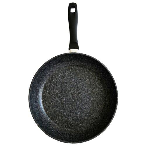 Сковорода Dommix KaTrin AB3142 24 см, черный