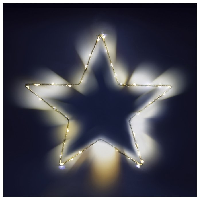 Фигура Sh Lights Звезда MST30-LDM40-WW-BO
