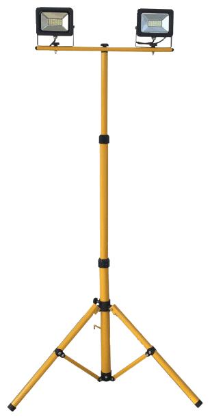 Прожектор светодиодный 100 Вт Foton Lighting FL-LED Light-PAD STAND 2x50W
