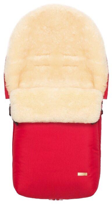 Конверт-мешок Mansita Mini на овчине 85 см