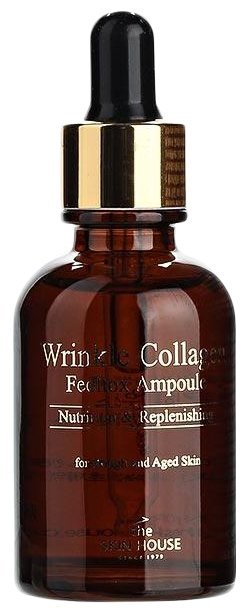 The Skin House Wrinkle Collagen Feeltox Ampoule