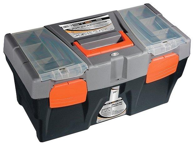 Ящик с органайзером Stels 90705 50x26x26 см 20''