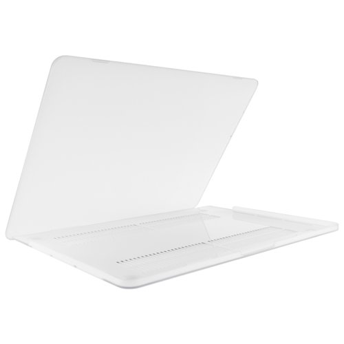 Фото - Чехол-накладка vlp Protective plastic case for MacBook Pro 13 with Touch Bar белый bix a1021 plastic hand model with