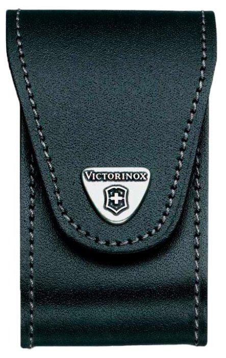 Чехол для ножей 91 мм 5-8 уровней с боковыми отделениями VICTORINOX черный