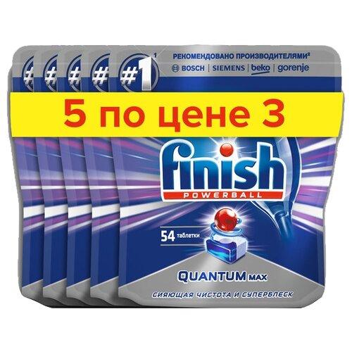 Finish Quantum таблетки (original) для посудомоечной машины 270 шт.Для посудомоечных машин<br>