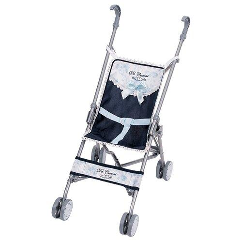 Купить Прогулочная коляска DeCuevas Скай 90096 синий, Коляски для кукол