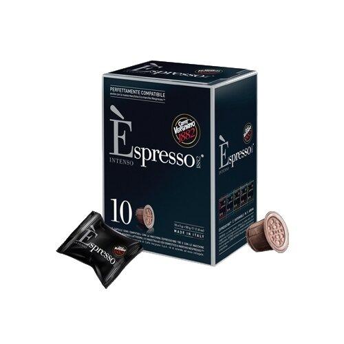 Фото - Кофе в капсулах Caffe Vergnano 1982 Espresso Intenso, 10 капс. кофе молотый caffe vergnano 1882 espresso casa 250 г