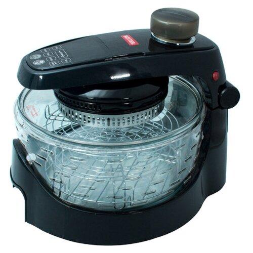 Аэрогриль Hotter HX-2098 Fitness Grill черный