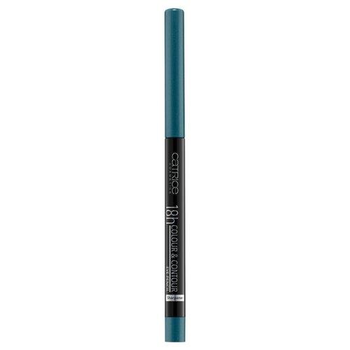 CATRICE Контур для глаз 18h Colour & Contour Eye Pencil, оттенок 070 green smoothie