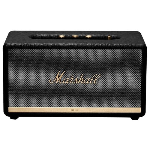 Портативная акустика Marshall Stanmore II, black