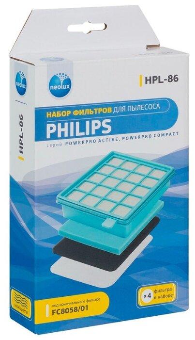 NEOLUX Набор фильтров HPL-86 — купить по выгодной цене на Яндекс.Маркете