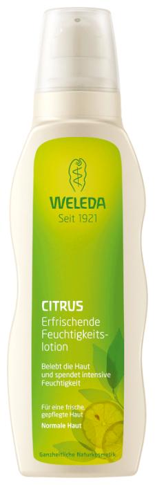 Молочко для тела Weleda Цитрусовое освежающее