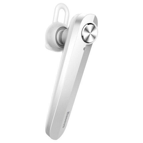Bluetooth-гарнитура Baseus A01 white