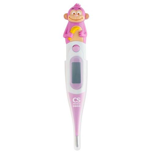 Купить Электронный термометр CS Medica KIDS CS-83 Обезьянка, Термометры