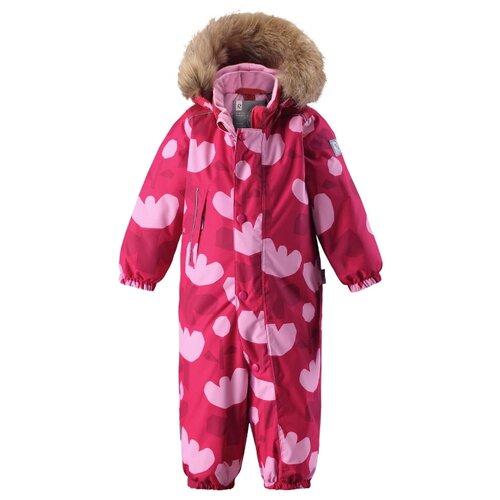 Купить Комбинезон Reima Nuoska 510266B размер 92, розовый, Теплые комбинезоны