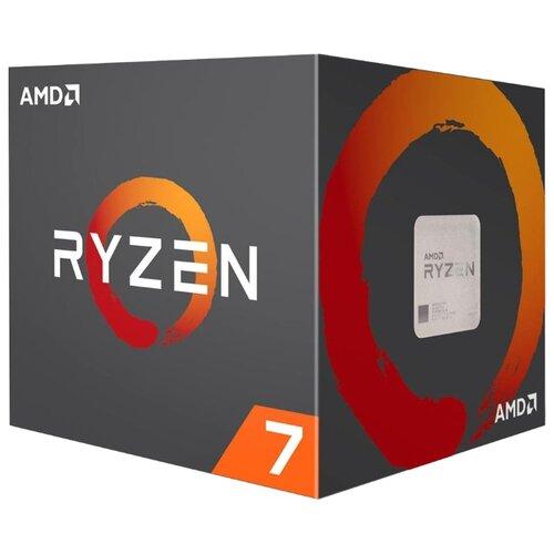 Купить Процессор AMD Ryzen 7 1700 Summit Ridge (AM4, L3 16384Kb) BOX