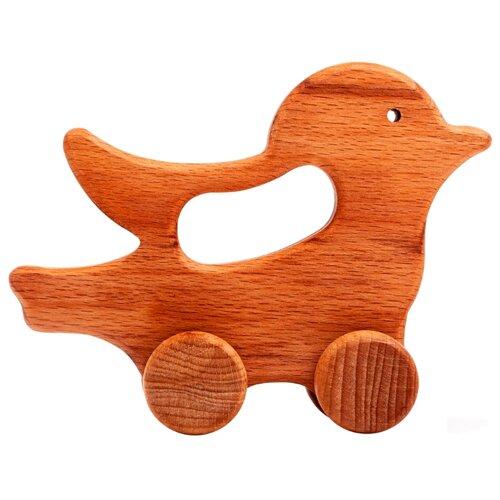 Купить Каталка-игрушка Волшебное дерево Птичка на колесах (54vd02-05) дерево, Каталки и качалки